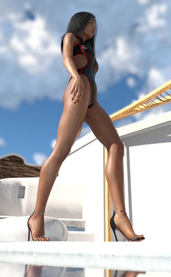Final render from Blender