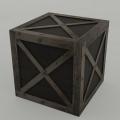 3D Asset - Simple Crate