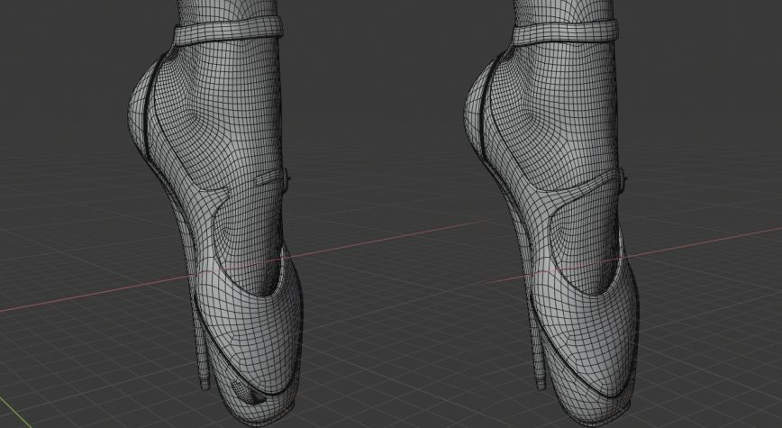 Creating Custom Clothing Morphs in Daz Studio 3D